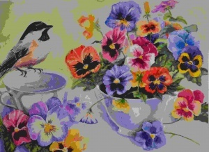 bird_with_pansies